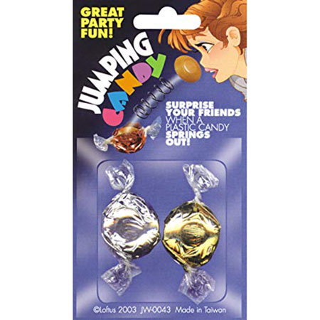 Jumping Candy - Pack of 12