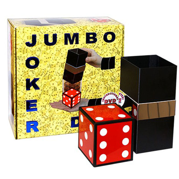 Jumbo Joker Die with DVD