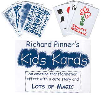 Kids Kards Magic Deck