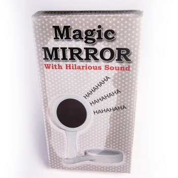 Laughing Magic Mirror with Sound