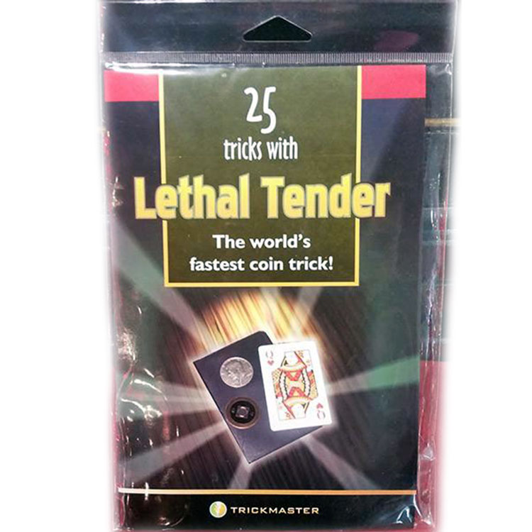 25 Tricks with Lethal Tender Kit