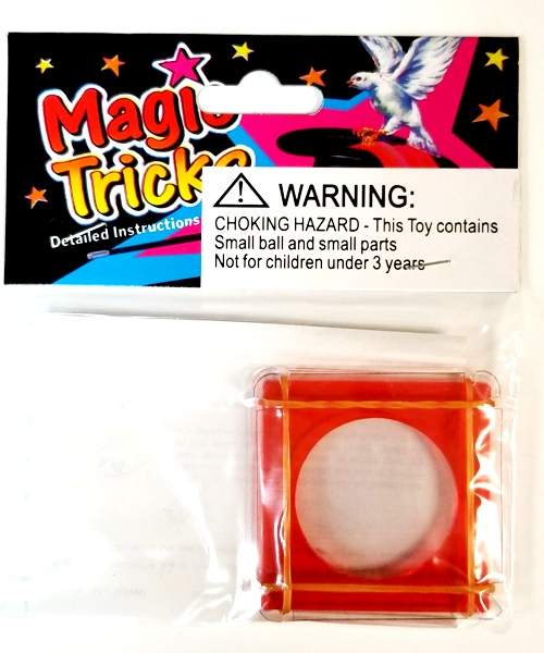 Magic Crystal Coin Vanisher Case #5435 - Pack of 12