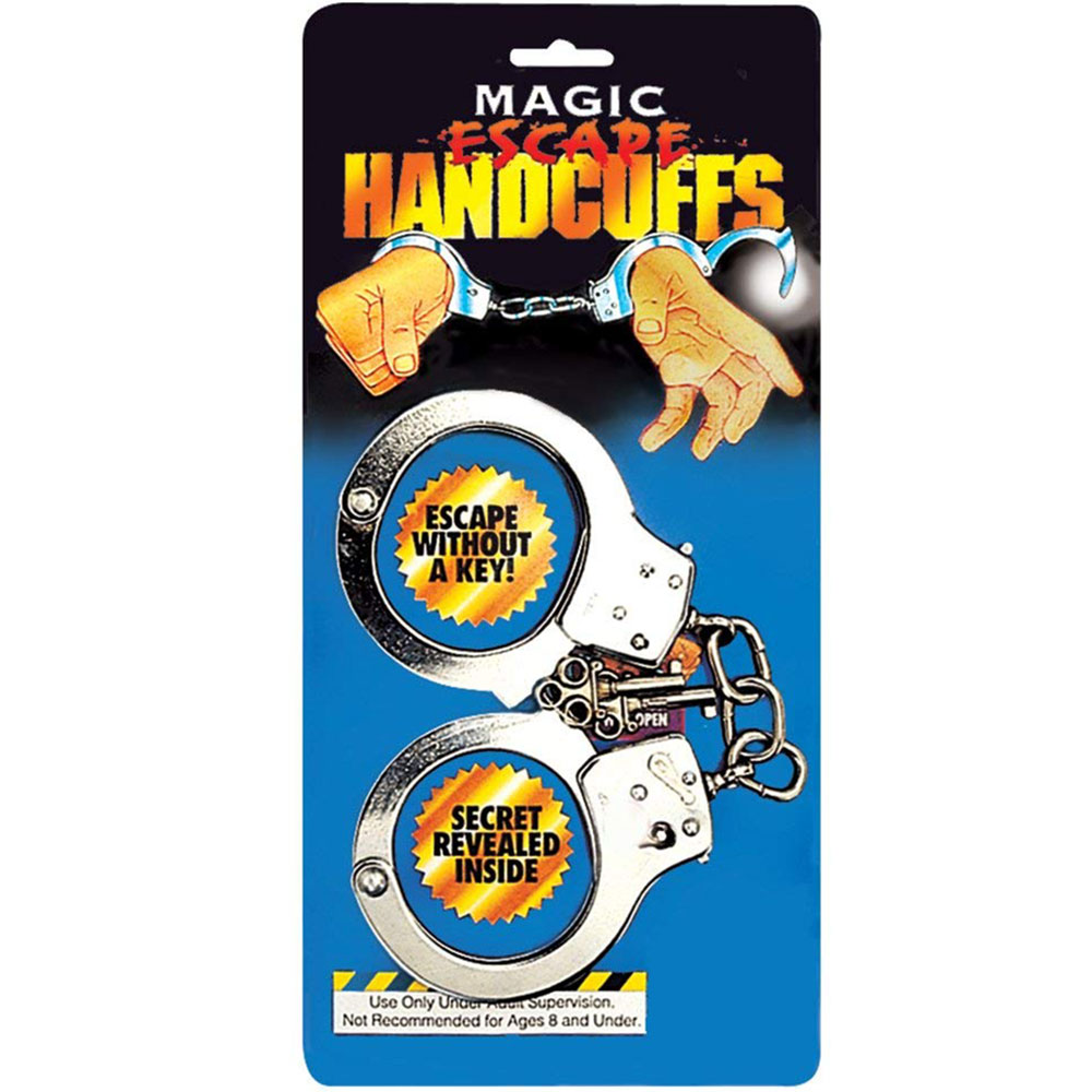 Magic Escape Handcuffs