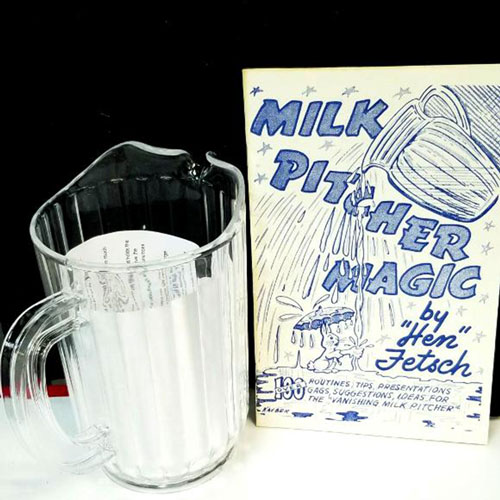 Magic Milk Pitcher with Book (E-ZX)