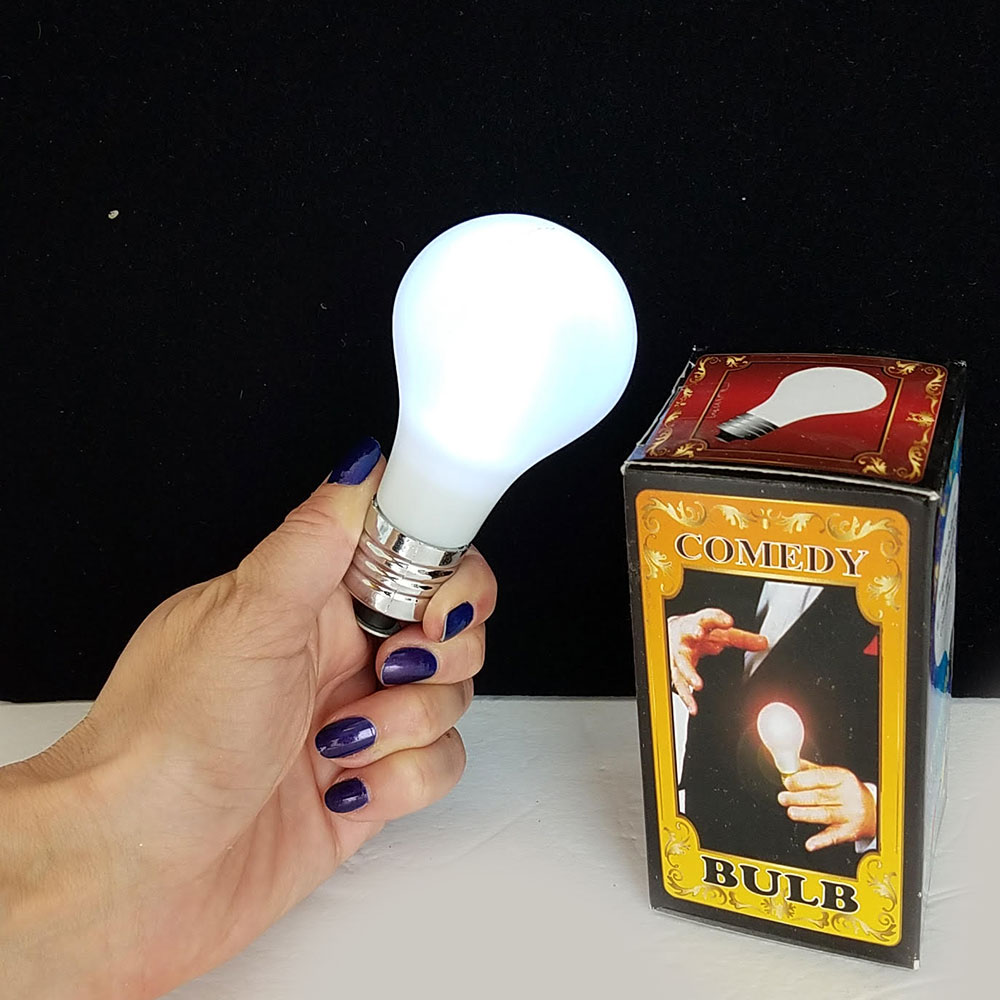 Magic Lamp Comedy Bulb with Ring (FT)