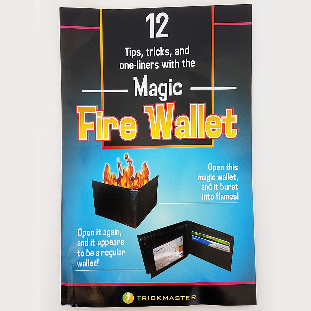 Magic Fire Wallet (TM)