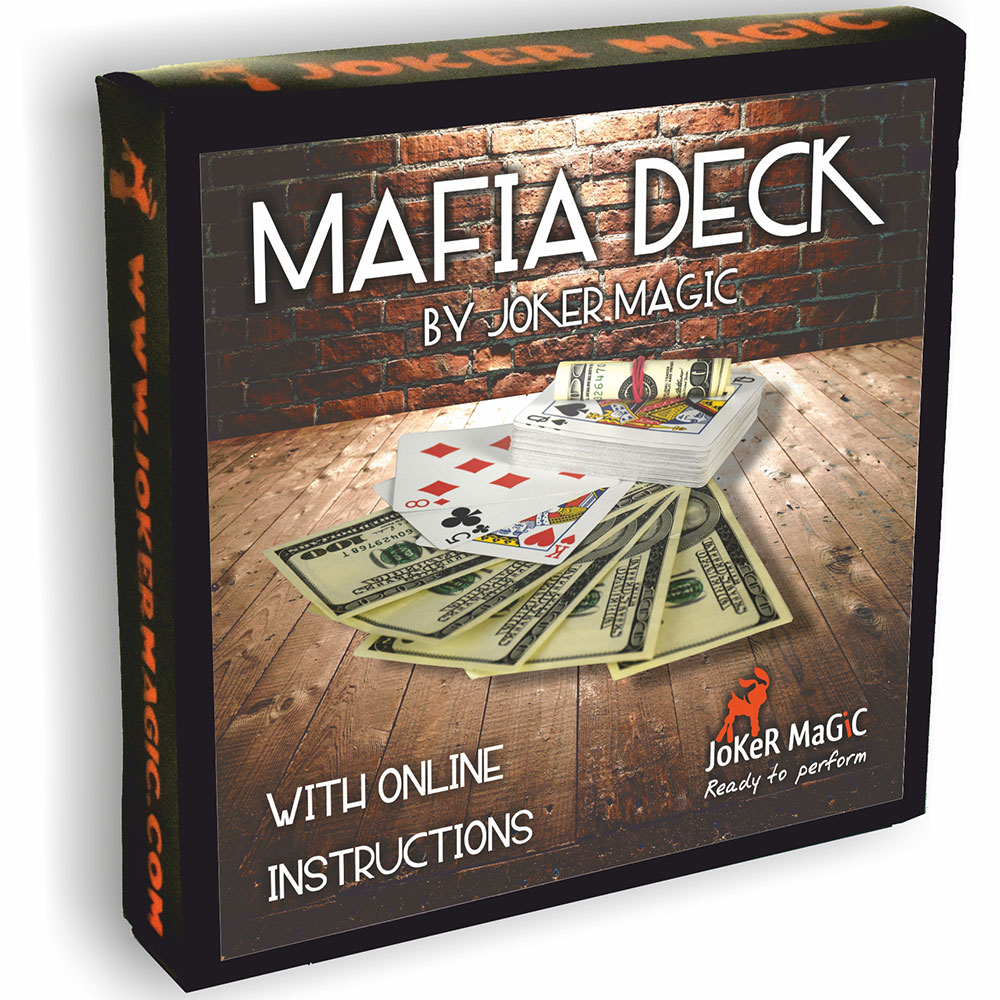 Mafia Production Deck (Joker Magic)