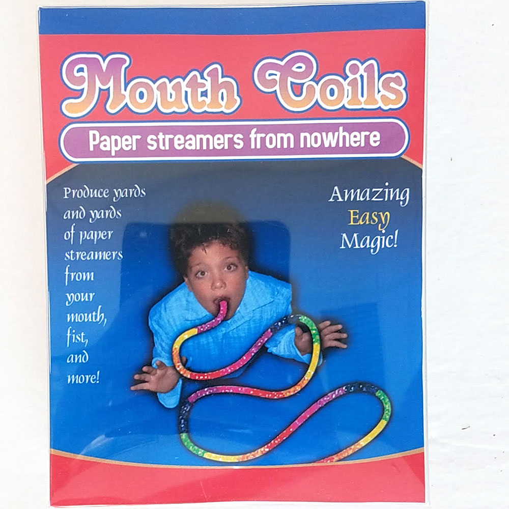 Mouth Coils #12 - 25 ft (TM)