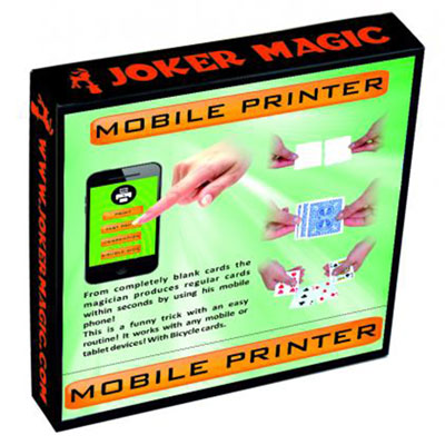 Mobile Printer (Joker Magic)
