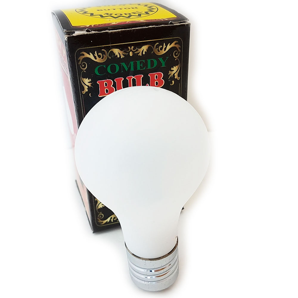 Magic Lamp Comedy Bulb Pushbutton (FT)