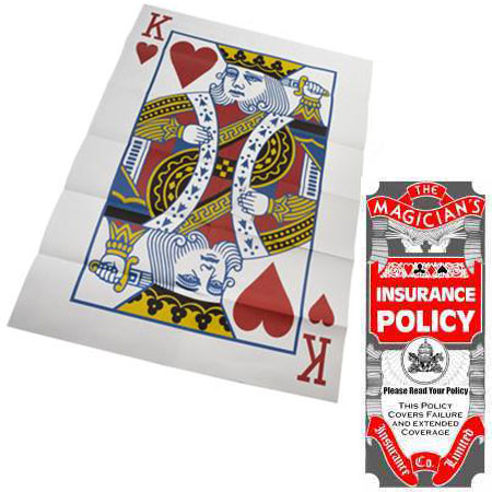 Magician's Insurance Policy (FT)