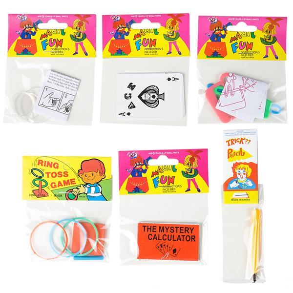 Magic Fun Assortment - Pack of 72
