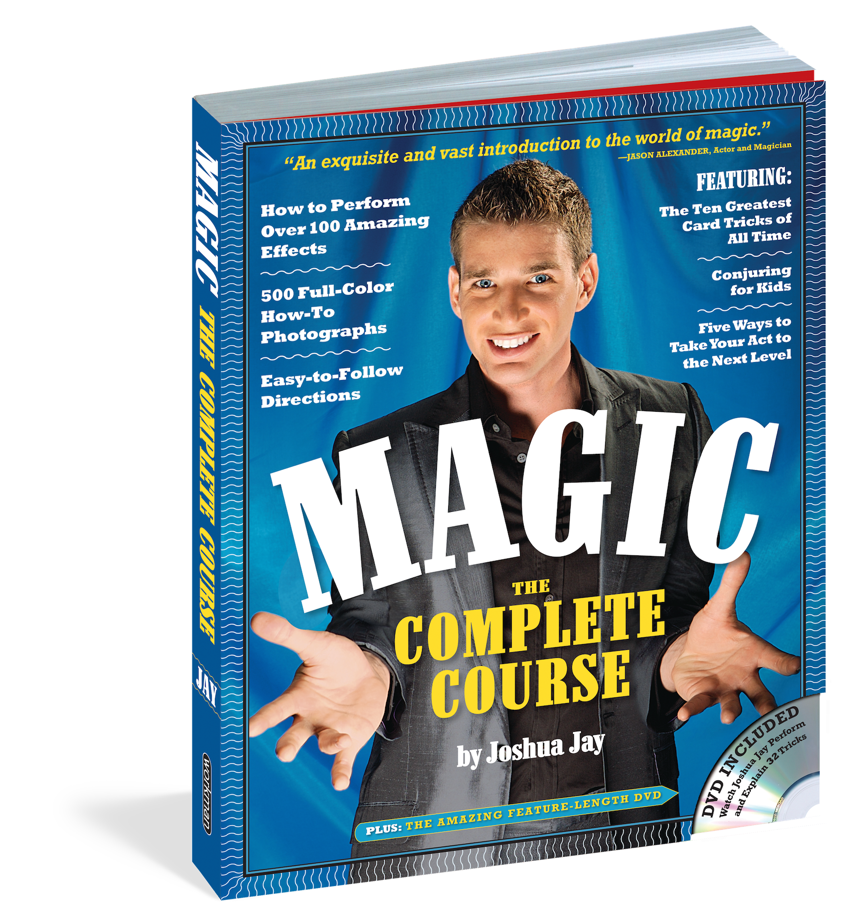Magic, The Complete Course, with DVD - Joshua Jay