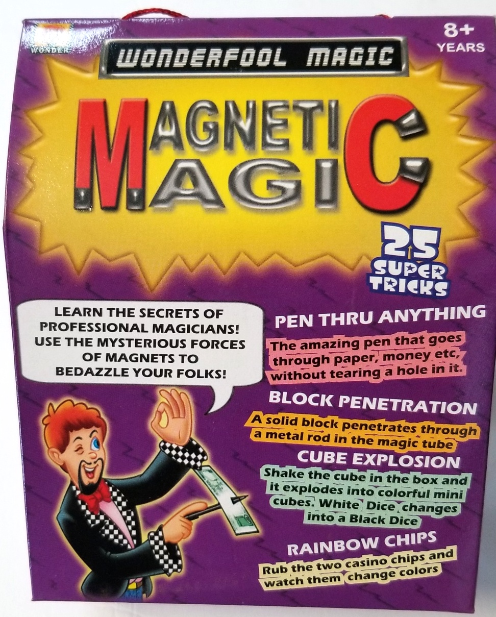 Magnetic Magic Kit (Wonder)