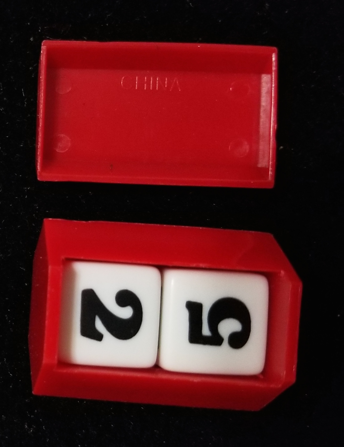 Magic Talking Dice PBH #5744 -  Pack of 12