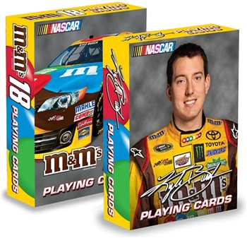 Nascar Playing Cards - Kyle Busch