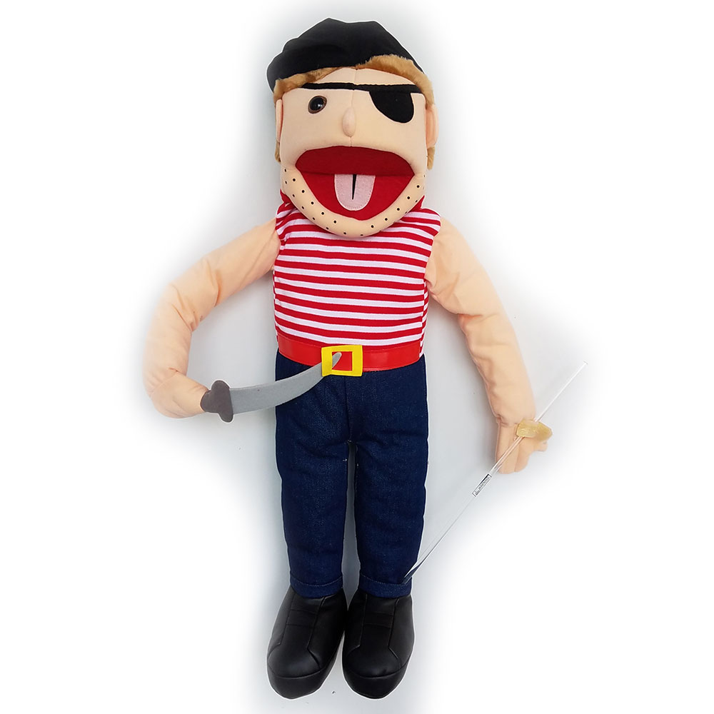 Puppet Pirate 28""