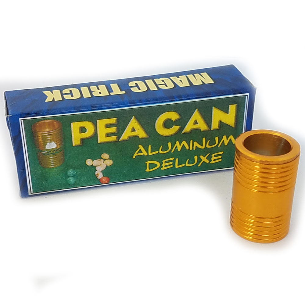 Pea Can Deluxe - Aluminum (FT)