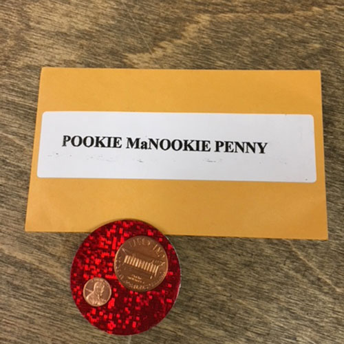 Pookie MaNookie Penny (Ickle Pickle)