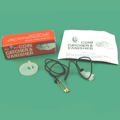 Royal Coin Catcher and Vanisher