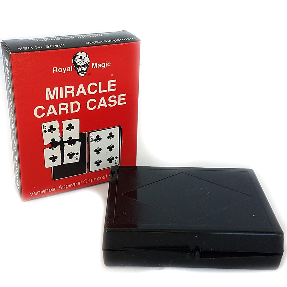 Miracle Card Case (Royal)