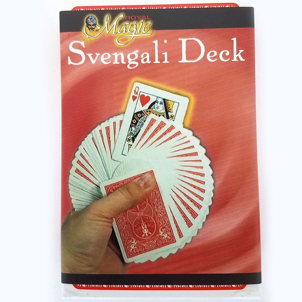 Svengali Deck Royal - Red