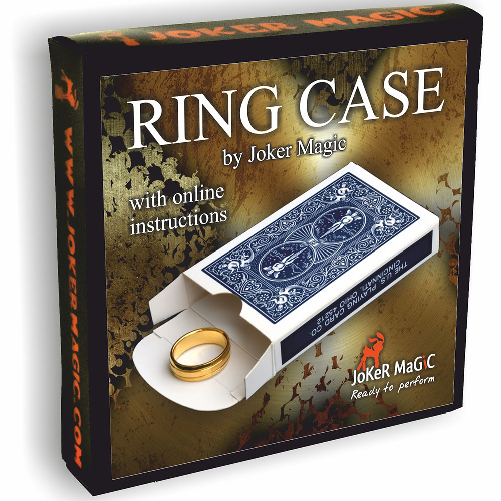 Ring Case (Joker Magic)