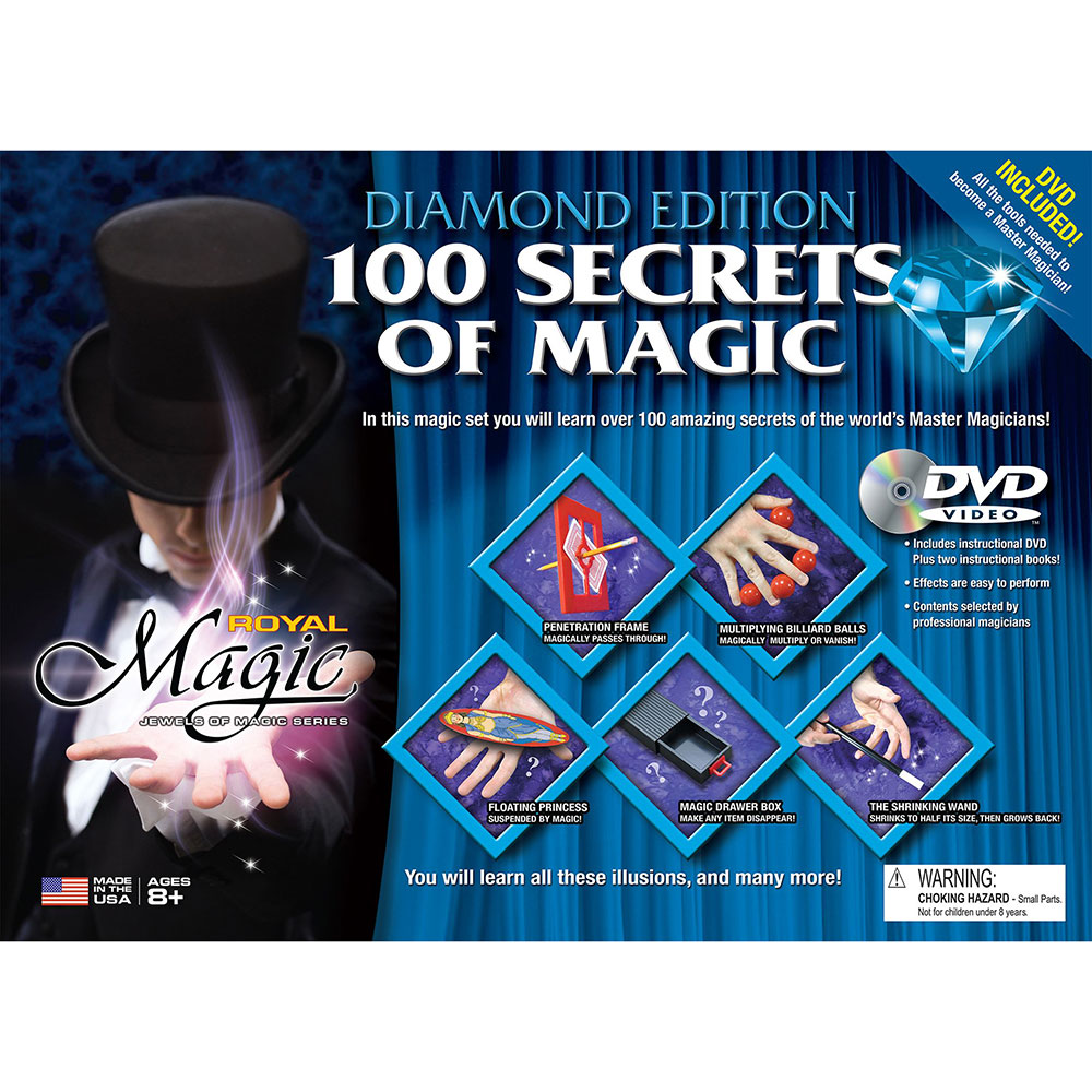 Royal Jewels of Magic - Diamond Edition Magic Kit