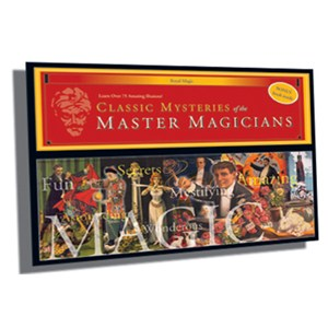 Royal Classic Mysteries Magic Kit FM 240