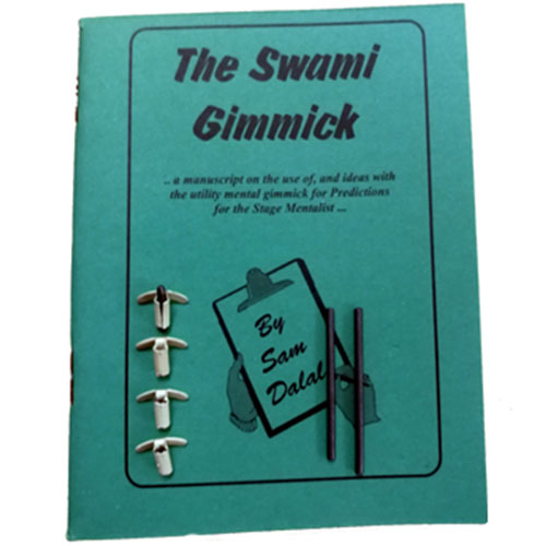 Swami Gimmick with Book (FT)