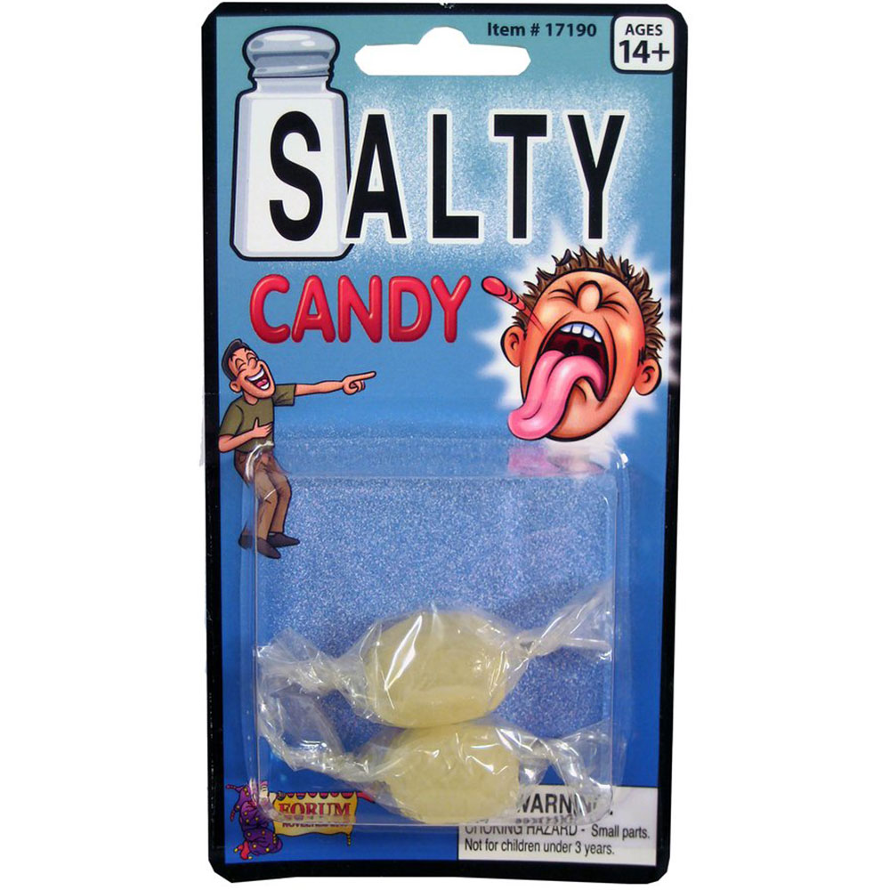 Salty Candy - Pack of 12