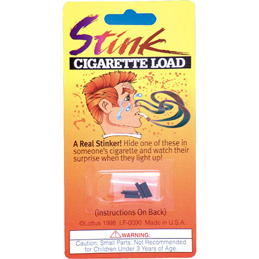 Stinko Stinkers Cigarette Load - Pack of 12