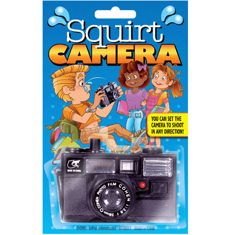 Squirt Camera - Pack of 12