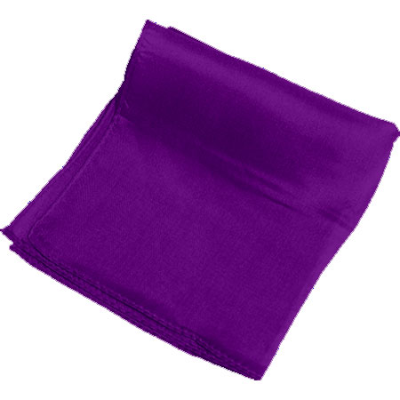 "Silk - 18"" - Pack of 12 - Violet"