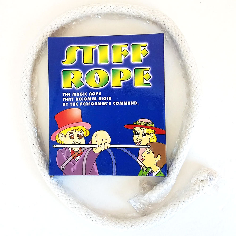 Stiff Rope - Thick White Boxed (FT)