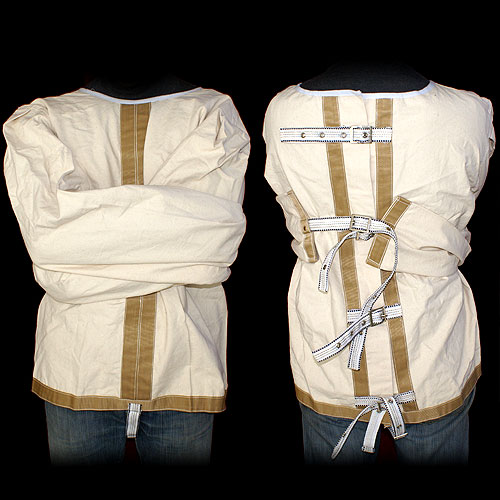 Straight Jacket Escape (VDF)
