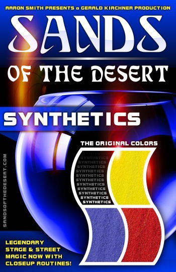 Sands Of The Desert Synthetics - Original Colors