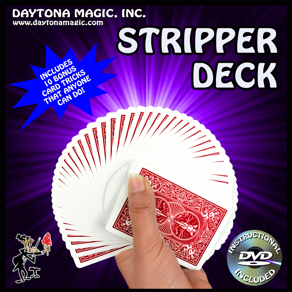 Stripper Deck Best with DVD - Red