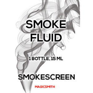 Smoke Screen Smoke Fluid