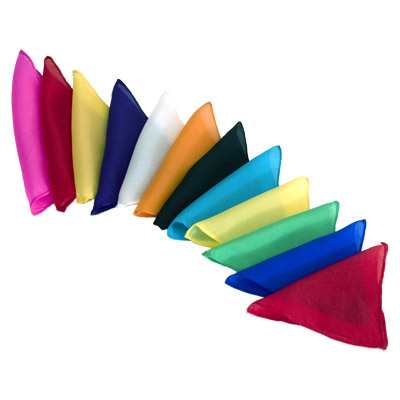 "Silk - 6"" - Pack of 12 - Assorted"