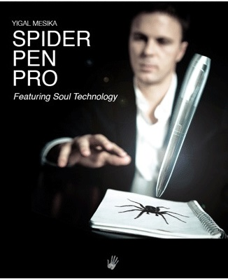 Spider Pen Pro, with DVD (Mesika)