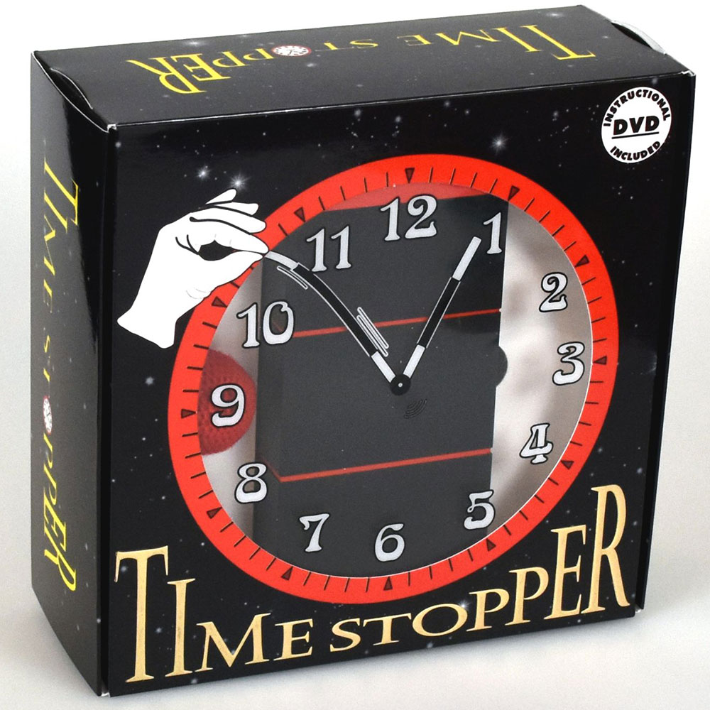 Time Stopper with DVD