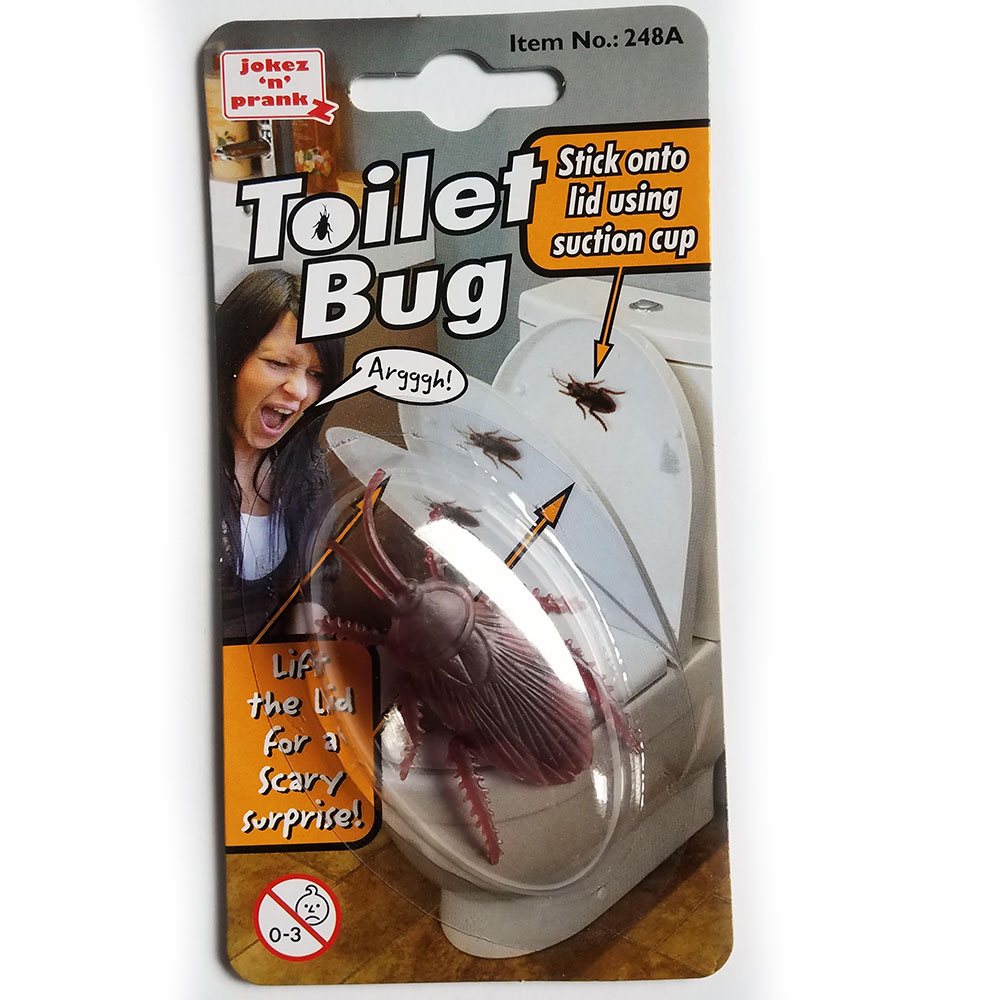 Toilet Bug - Pack of 12