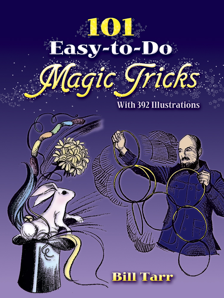 101 Easy-To-Do Magic Tricks (Tarr)
