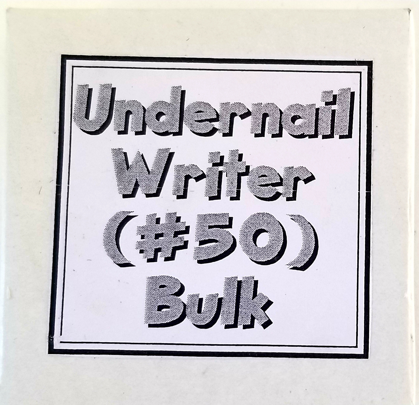 Undernail Writer (FT) - Bulk Pack of 50