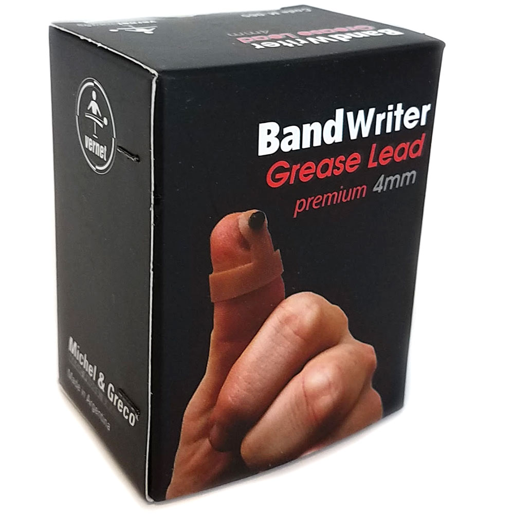 Vernet Band Writer - Grease Lead
