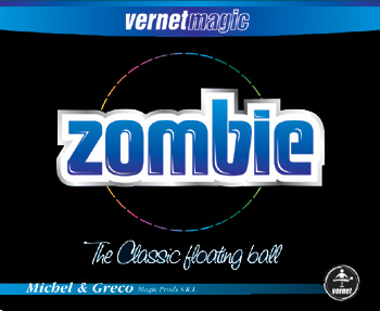 Ball Vernet Zombie RodDRobbinsamp; Co Golden With 8OwXn0Pk
