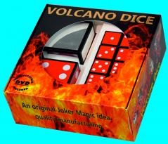 Volcano Dice, with DVD