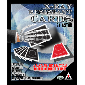 X-Ray Resistant Cards (Astor)