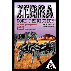 Zebra Code Prediction (Astor)